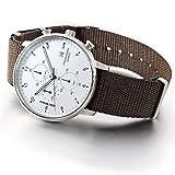 [イッセイミヤケ]ISSEY MIYAKE 腕時計 メンズ C シー 岩崎一郎デザイン クロノグラフ NYAD006