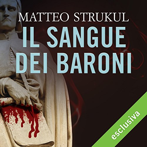 Il sangue dei baroni audiobook cover art