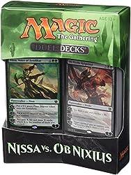 top 10 magic duels deck Magic: The Gathering Duel Deck: About Nissa vs. Nixiris