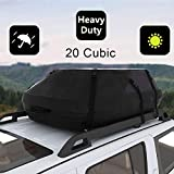 Oanon 20 Cubic Car Cargo Roof Bag - Waterproof Duty Car Roof Top