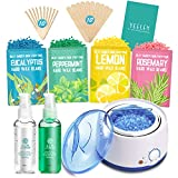 Best Waxing Kits - Waxing Kit Hair Removal Home Wax Warmer Review