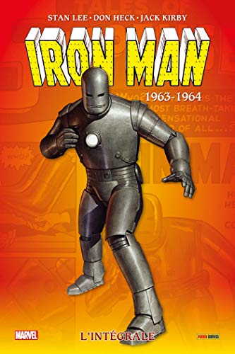 Iron Man: L'intégrale 1963-1964 (T01)