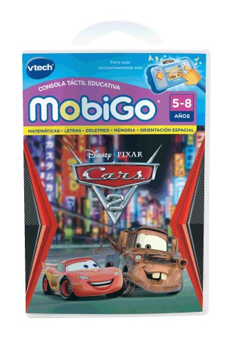 Mobigo Vtech - Cars 2 80-251922 per Mobigo