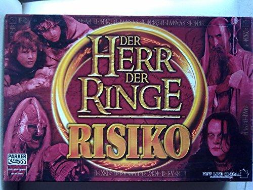 Hasbro - Parker - Risiko, Herr der Ringe