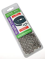 Single Speed or Internal Hub 114 Links Tensile Strength 810kgf Chain Link Included Manufactured to ISO 9633 Standards