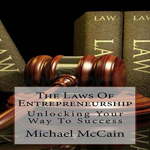 The Laws of Entrepreneurship audiobook cover art
