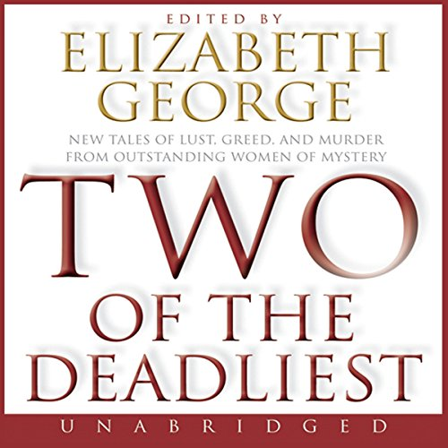 Two of the Deadliest audiobook cover art