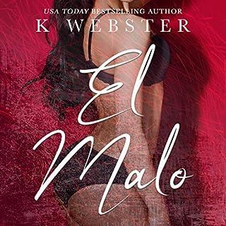 El Malo [The Bad] audiobook cover art