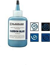 Carbon Blue GLASSLINE FUSING PAINT PEN 2 oz Bottle