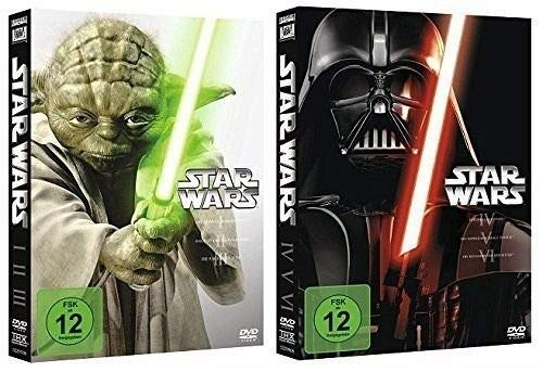 Star Wars: The Complete Saga I-VI: Bundle Set
