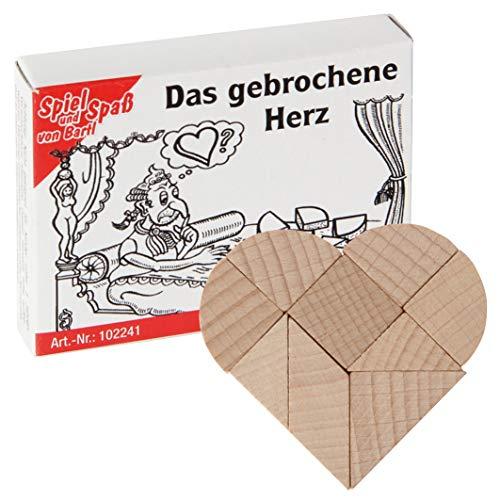 Bartl 102241 - Puzle de madera (tamaño pequeño, 9 piezas)