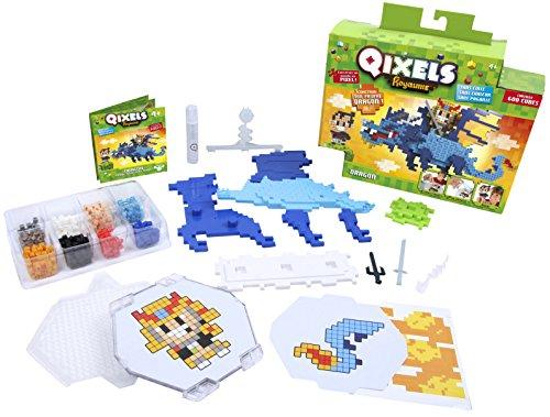 Kanaï Kids–kk87035–Kit Kreationen qixels Königreich–Thema Dragons