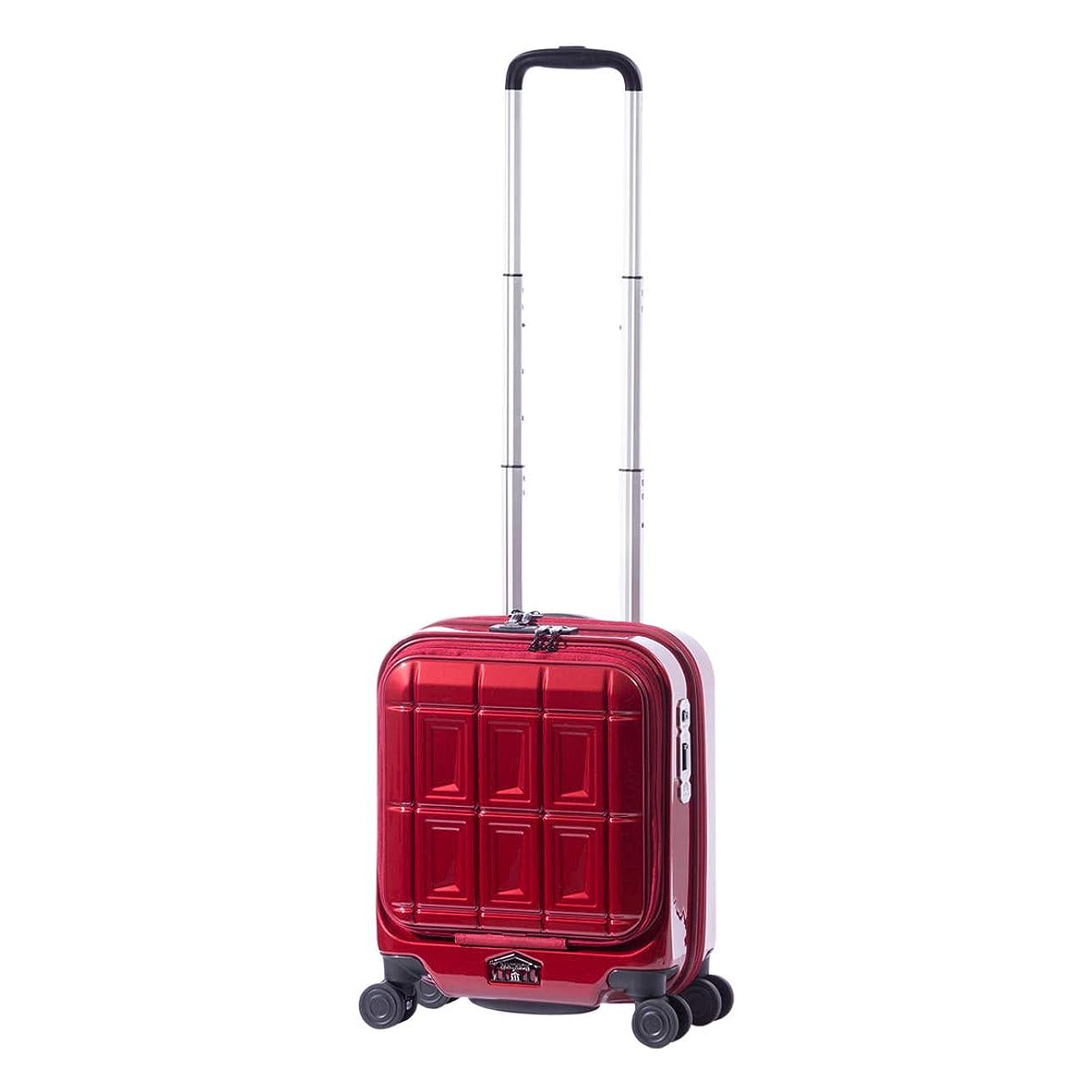 緩やかな統計土曜日[アジアラゲージ] スーツケース|機内持ち込み 22L 38.5cm 3kg PTS-4006|LCC対応 フロントオープン