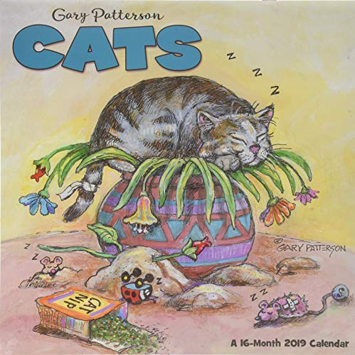 Gary Patterson Cats 2019 Calendar