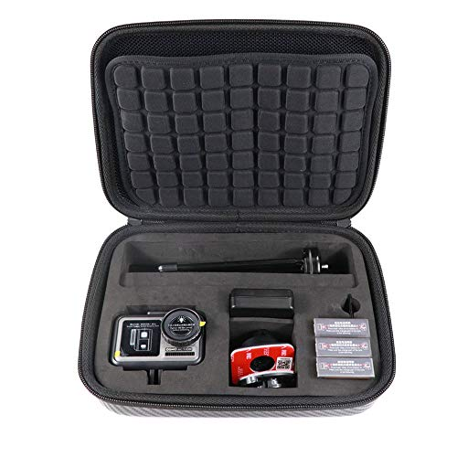 HSKB Action Camera Handtas, Waterdichte reistas Outdoor Carry on Storage Bag Portable Bag voor DJI Osmo Action