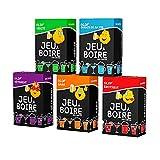 Glop 500 Cartes - Jeu Alcool - Jeux de Soirée - Jeux de Société Adulte - Jeux à Boire - Jeux de Cartes - Idée Cadeau Original