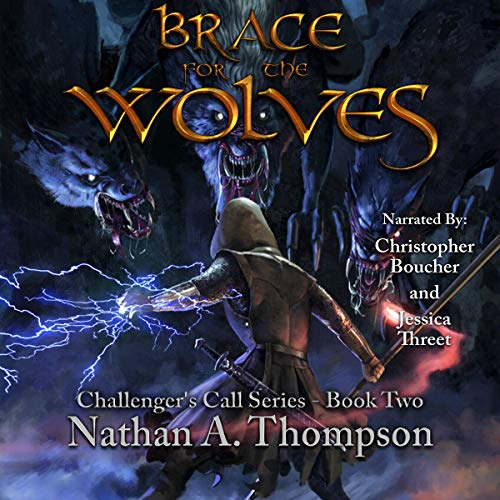 Brace for the Wolves cover art