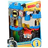 DC Super Friends Imaginext Wayne Manor Batcave Includes Batcycle, Flight Trainer, Batman, Hidden Jail, Light Up Bat Signal & More Ages 3-8 New in Box