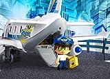 Pinypon Action- Emergencia en el avión con Dos Figuras y de Accesorios, para niños y...