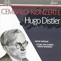 Distler: Die Cembalo-konzerte by Wiener Akademie (1999-12-01)