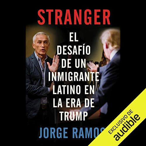 Stranger [Spanish Edition] cover art