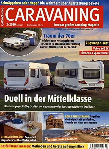 Caravaning Camping Magazin 2/2020