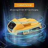 Immagine 2 avvitatore batteria 21v 3a jaylene