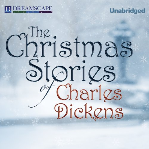 The Christmas Stories of Charles Dickens cover art