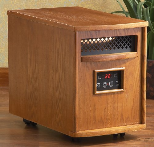 smart for life heaters Lifesmart 1500W Infrared Heater