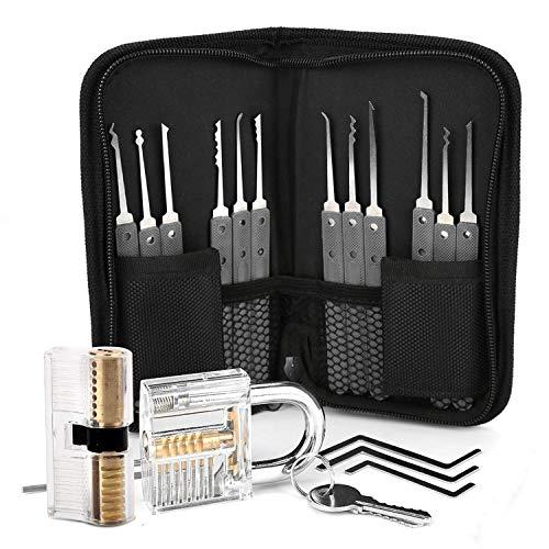 Professional 17-Piece Set Training Kit 2 Locks