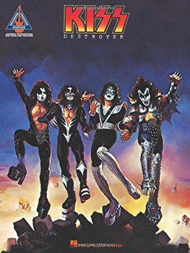 Kiss Destroyer (Tab)