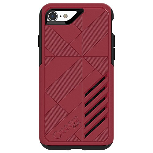 OtterBox Achiever Series for iPhone 7 Nightfire Flame Red Bl
