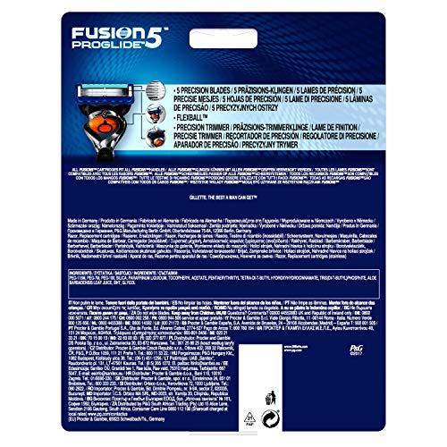 Gillette Fusion 5 Proglide - 7