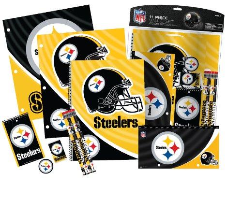 National Design NFL 11-Piece Stationery Set (11056-QUW) Photo #2