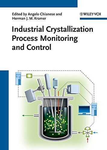 Industrial Crystallization Process Monitoring And Control Edited By Angelo Chianese Published On May 2012