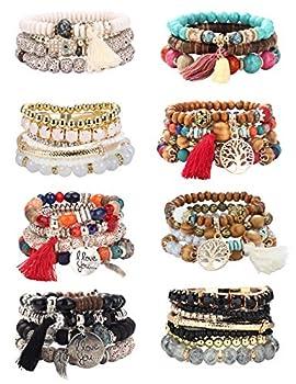 Best charm beaded bracelets Reviews