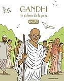 Gandhi, le pèlerin de la paix, en BD