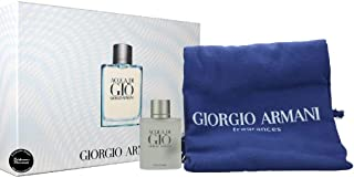 Armani Set Acqua Di Gio Hombre Y Toalla 100 ml Pack de 1