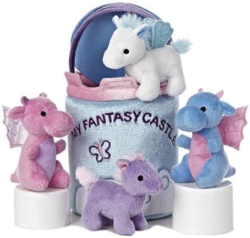 ganancia cero Aurora World Baby Talk My Fantasy Castle Castle Castle Carrier Plush, 8 by AURORA  tienda en linea