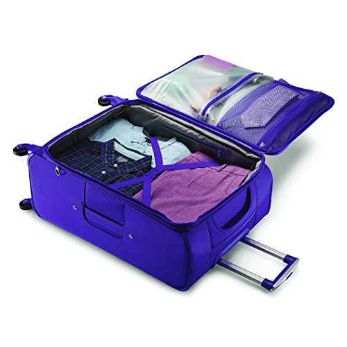 American Tourister iLite Max Softside Luggage with...