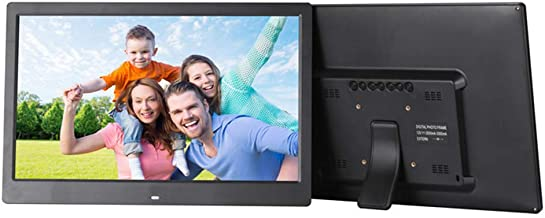 Digital Photo Frames WANGTX Vertical Screen 12 inch Electronic Photo Frame Video Picture Player Advertising Machine