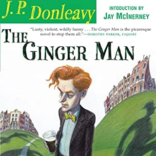 The Ginger Man cover art