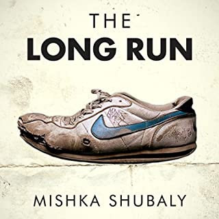 The Long Run audiobook cover art