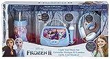 Disney Eiskönigin 2 / Frozen 2 Geschenk Bundle mit Kopfhörer, Karaoke Maschine und Nachtlicht für Kinder - eKids FR-300 -