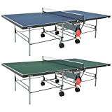Butterfly Playback 19 Table Tennis Table | 3/4' Ping Pong Table Top | Butterfly Folding Ping Pong Table |...