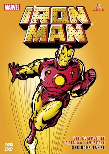 Iron Man - Die komplette original TV-Serie (2 DVDs)