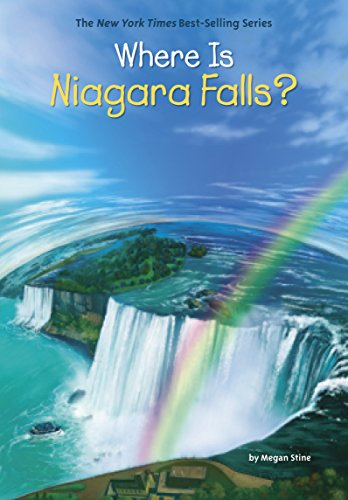 Where Is Niagara Falls? (Where Is?) (English Edition)