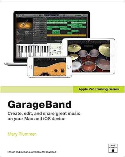 Apple Pro Training Series: GarageBand (English Edition)