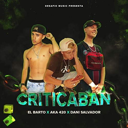 El Barto, Ak4:20 & Dani Salvador