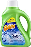 Gain HE Liquid Laundry Detergent Coldwater Clean, Aroma...